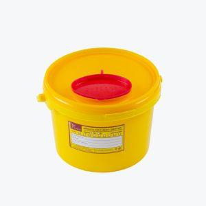 Контейнер для острого инструментария, 3.0 л.